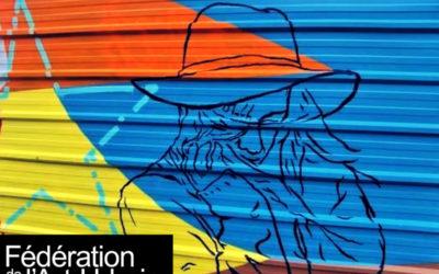 Arty Show est membre de la Fédération de l'Art Urbain !