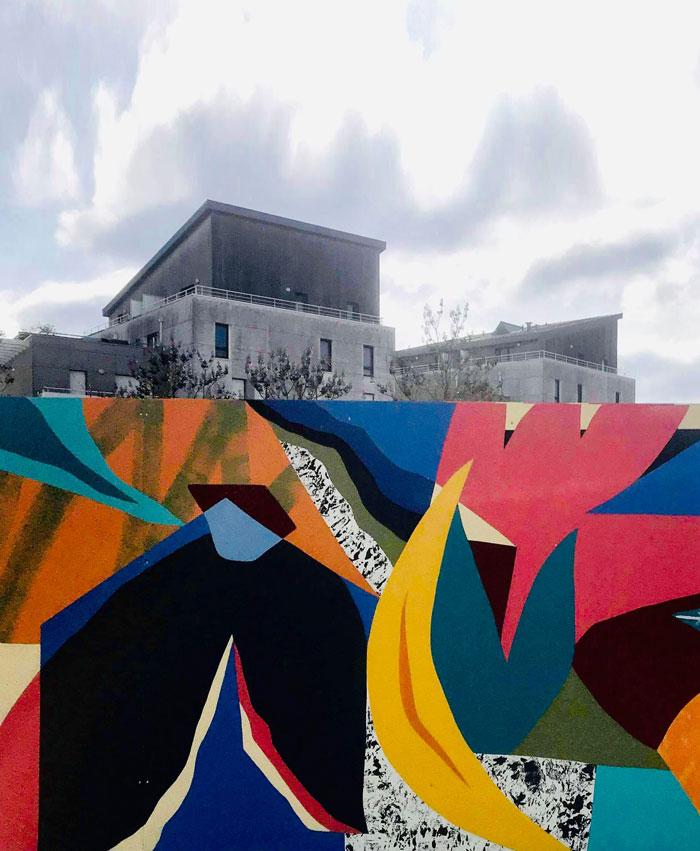 art facade chantiers